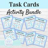 Spanish Task Card Activity Bundle