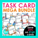 Spanish Task Cards MEGA Bundle