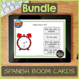 Spanish Task Cards for Boom Learning - Distance Learning