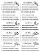 Spanish Task & Pairing Cards Regular Present ER & IR Verbs. Verbos en Español