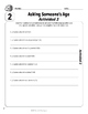 Spanish Teacher's Handbook: Asking Someone's Age