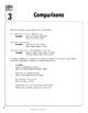 Spanish Teacher's Handbook: Comparisons