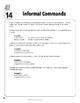 Spanish Teacher's Handbook: Informal Commands
