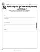 """Spanish Teacher's Handbook: Irregular -go Verb """"decir"""" (Present)"""
