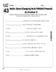 "Spanish Teacher's Handbook: Stem-changing Verb ""pensar"" (Present)"