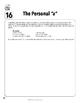 "Spanish Teacher's Handbook: The Personal ""a"""