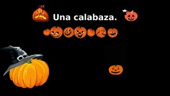 Spanish Teaching Resources. Halloween PowerPoint.