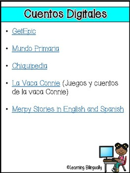 Spanish Technology Resources
