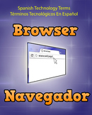 Spanish Techonology Term - Browser