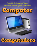 Spanish Techonology Term - Computer