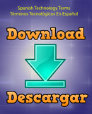 Spanish Techonology Term - Download