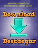 Spanish Techonology Term - Download