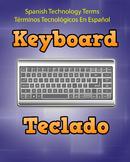 Spanish Techonology Term - Keyboard