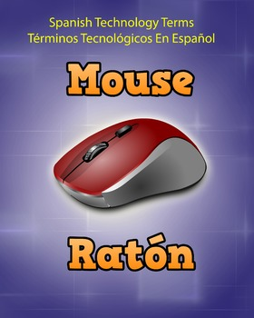 Spanish Techonology Term - Mouse