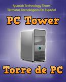 Spanish Techonology Term - Tower