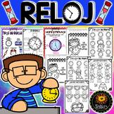Spanish: Telling Time (El Reloj)