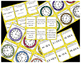 Spanish Telling Time Task Cards (Military time included)