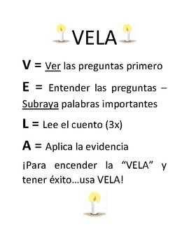 Spanish Testing Strategy - VELA