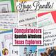 Spanish Texas Activity Bundle