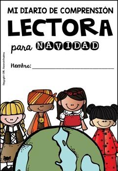 Spanish Reading Passages: Christmas Around the World
