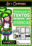 Spanish Text Based Evidence Reading Passages for MARCH