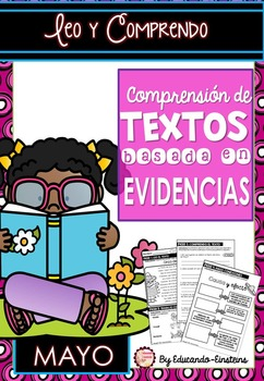 Spanish Text Based Evidence Reading Passages for MAY