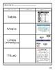 Spanish Text Features / Características del Texto Expositivo / Fuentes Gráficas