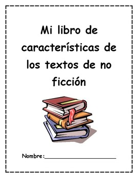 Spanish Text Features Student Books