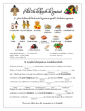 Spanish Thanksgiving Activity (Dia de accion de gracias)