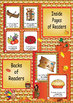 Spanish Thanksgiving Edible Non Edible Mini Guided Readers