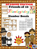 Spanish Thanksgiving Number Bonds