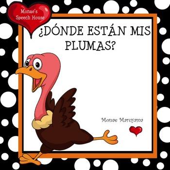 Spanish Thanksgiving Turkey ELL