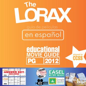 The Lorax Guía de película en Español / The Lorax Movie Guide in Spanish