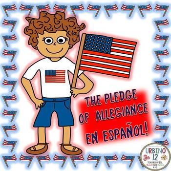 Spanish: The Pledge of Allegiance