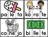 Spanish Three Syllable Puzzles