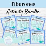 Spanish Speaking Activity BUNDLE | Tiburones