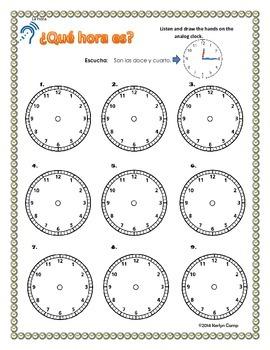 Spanish Time