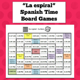 Spanish Time Board Game