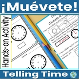 Spanish Time Game Muevete