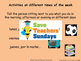 Spanish Times of the day Lesson plan, PowerPoint (with aud