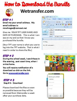 Spanish Transition Videos Starter Kit NO HW - CI TCI and the Best Teaching Ever!