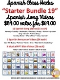 258 Spanish Transition Videos Starter Kit NO HW - CI TCI _the Best Teaching Ever