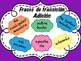 Spanish Transitional words posters