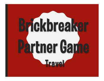 Spanish Travel Brickbreaker Game