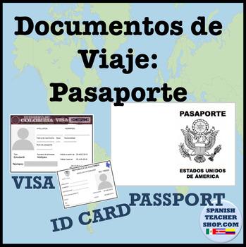 Spanish Travel Pack Bundle