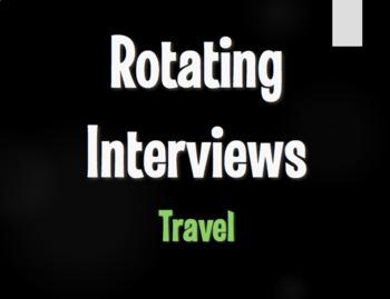 Spanish Travel Rotating Interviews