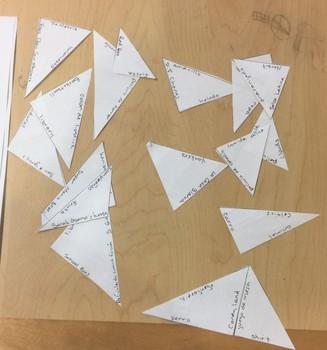 Spanish Triangle Jigsaw Puzzles