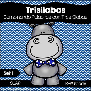 Spanish: Trisilabas Set 1