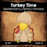 Spanish: Turkey Time SLAR Staitons