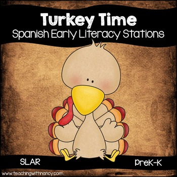 Spanish: Turkey Time SLAR Staitons
